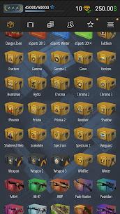 Case Simulator Ultimate CS Go Skins Box Crate 2 Hileli Apk Güncel 2021** 2