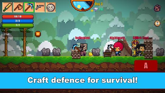 Pixel Survival Game 2 MOD APK 1.9931 (Unlimited Diamonds) 1