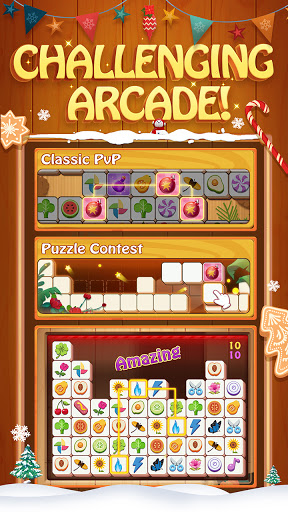 Tile Master - Classic Triple Match & Puzzle Game APK MOD (Astuce) screenshots 4