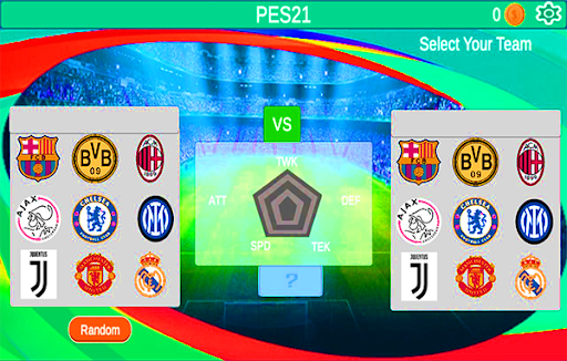 Pro2021 PesMaster Ligue screenshots 1