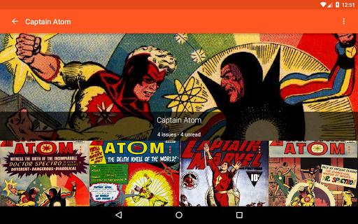 Astonishing Comic Reader  Screenshots 17