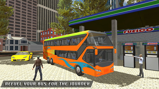 Bus Simulator 2021: Bus Games screenshots 9