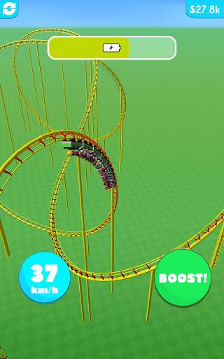 Hyper Roller Coaster 1.5.1 screenshots 17