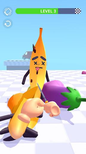 Hit Tomato 3D: Knife Throwing Master screenshots 12