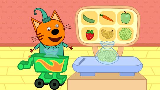 Kid-E-Cats Supermercado Juego Niños 4