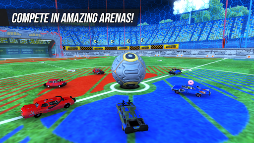Rocket Soccer Derby 1.1.6 screenshots 3