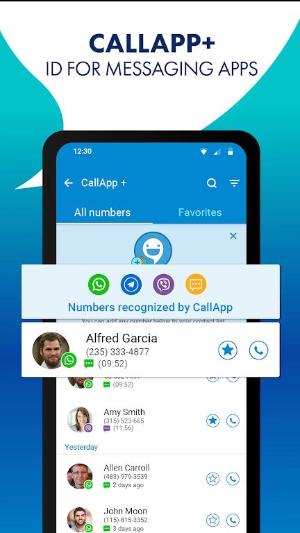 CallApp: Caller ID, Call Blocker & Call Recorder  poster 3
