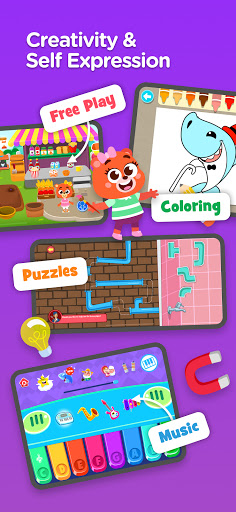 Kiddopia: Preschool Education & ABC Games for Kids  screenshots 5
