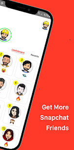 Streakers – New friends on Snapchat Apk Download NEW 2021 2