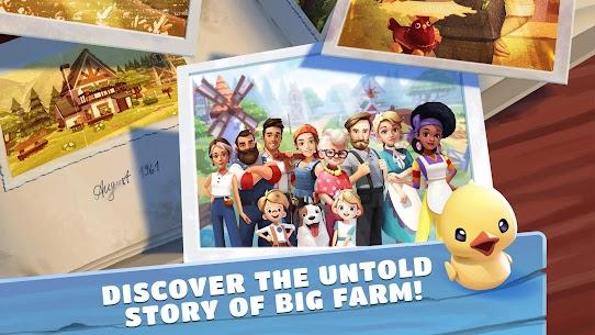 Big Farm: Home & Garden Mod Apk (Unlimited Boosters) 4