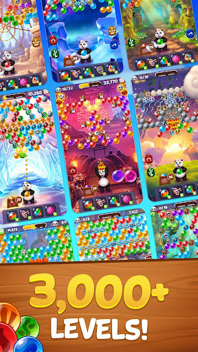 Bubble Shooter: Panda Pop! 9.6.001 screenshots 2