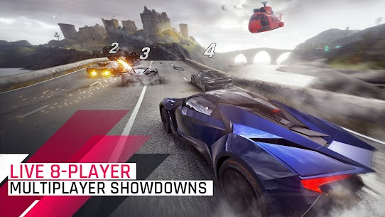 Asphalt 9 Legends Mod APK-Unlimited Money Download [Latest]2021-Car Racing Game 4