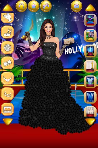 actress dress up - fashion celebrity screenshot 3