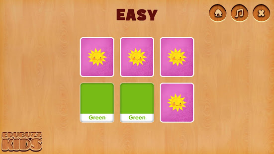 Colors Matching Game for Kids 1.2.4 screenshots 1