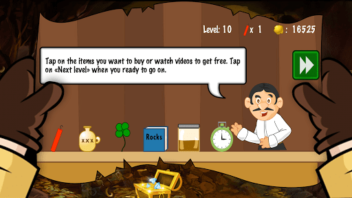 Gold Miner Classic Lite  screenshots 5