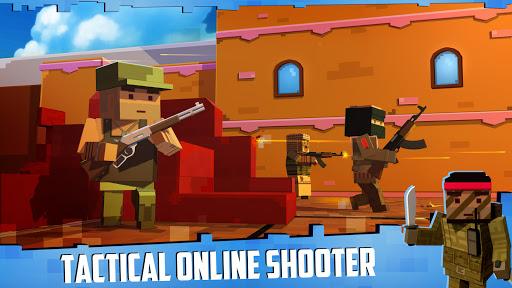 Block Gun: FPS PvP War - Online Gun Shooting Games apkslow screenshots 8