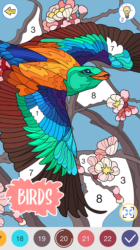 Happy Canvasu2122 - Happy Paint Coloring Book 2.0.2 screenshots 3