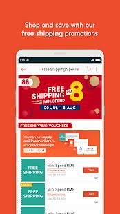 Shopee 8.8 Brands Festival 2.74.17 Screenshots 3