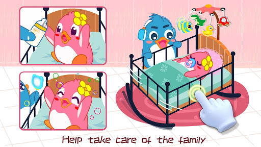 Baby Panda's Family and Friends  screenshots 2