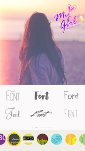 Text on pictures – Write words & text MOD APK 2