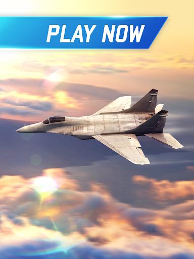 Бесплатный 3D-авиасимулятор: самолет изумительный apkmartins screenshots 1