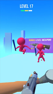 Paintball Shoot 3D - Knock Them All  screenshots 8