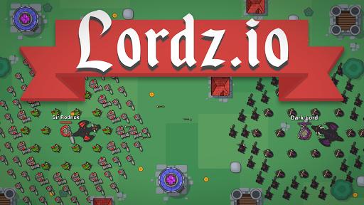 Lordz.io - Real Time Strategy Multiplayer IO Game  screenshots 1