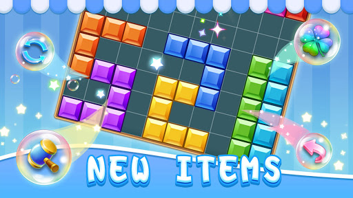 Block Gems: Classic Free Block Puzzle Games android2mod screenshots 8