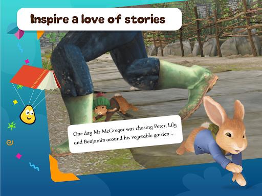 BBC CBeebies Storytime u2013 Bedtime stories for kids apktram screenshots 8