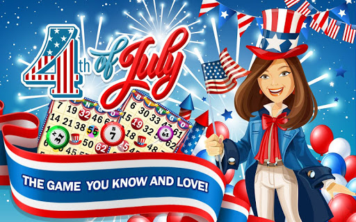4th of July - American Bingo apkdebit screenshots 4
