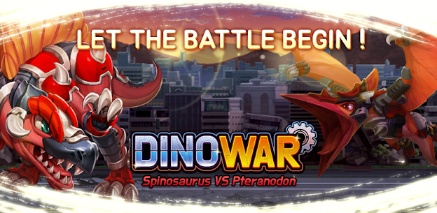 Dino War Spino VS For Pc – Free Download & Install On Windows 10/8/7 1