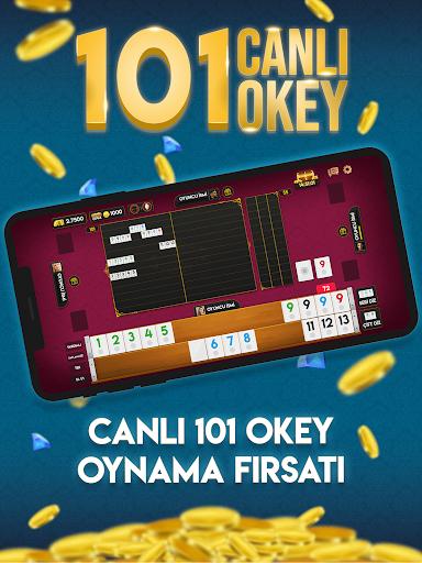 101 Okey Canlu0131 1.0.6 screenshots 9