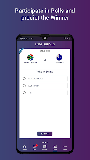 Cricket Line Guru : Cricket Live Line android2mod screenshots 7