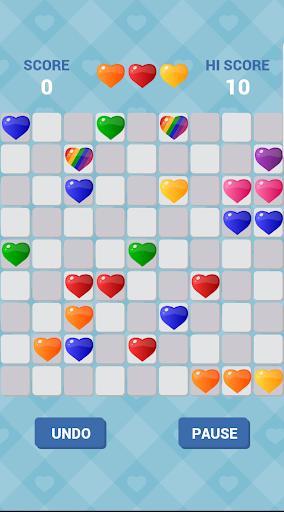 Color Lines: Match 5 Balls Puzzle Game  screenshots 2