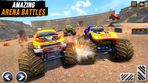 Real Monster Truck Demolition Derby Crash Stunts  Screenshots 18
