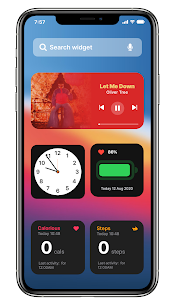 Poma iOS14 For KWGT PRO Apk 1.8 (Full Paid) 5