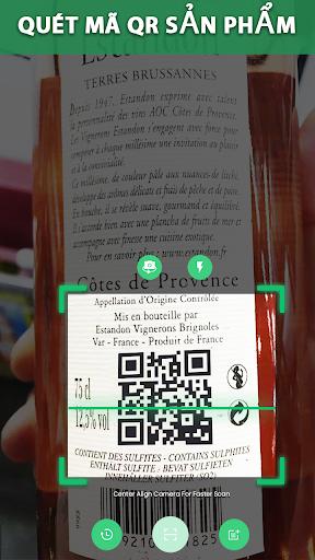 Qr Code (mã QR) -Barcode Scanner: Scanner App