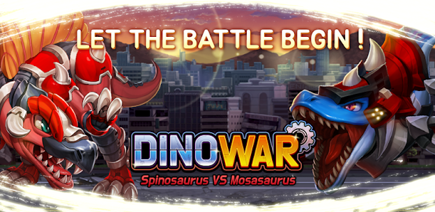 Dino War Spino VS For Pc – How To Install On Windows 7, 8, 10 And Mac Os 1