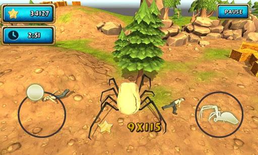 Spider Simulator: Amazing City  screenshots 4