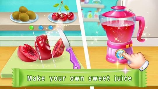 Sweet Candy Maker: Magic Shop 5