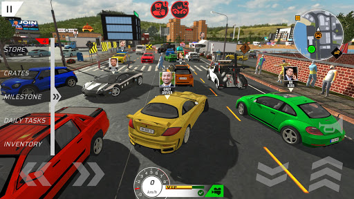 Car Drivers Online: Fun City 1.15 Screenshots 1