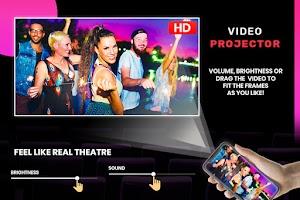 HD Video Projector Simulator 2021