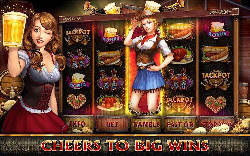 Let's Vegas Slots - Casino Slots poster 22