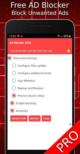 Free AD Blocker 2020 - Block ADs 13.0 screenshots 1