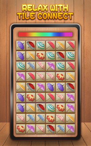 Tile Connect - Free Tile Puzzle & Match Brain Game 1.5.0 screenshots 8