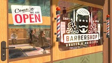 Barber Shop Hair Cut Salon- Hair Cutting Game 2020のおすすめ画像1