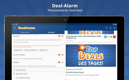 DealDoktor » Schnäppchen, Kostenloses, Gutscheine  screenshots 13