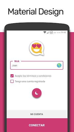 Love Chat ♥ Flirt & Dating ♥  screenshots 1