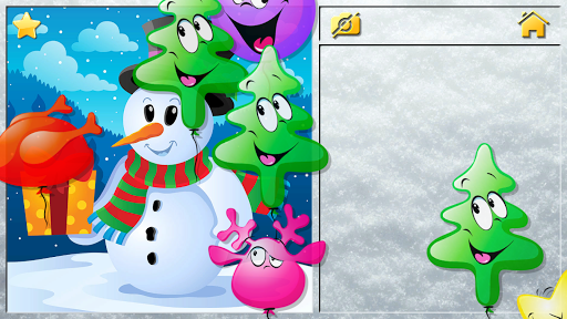 Christmas Puzzles for Kids screenshots 3