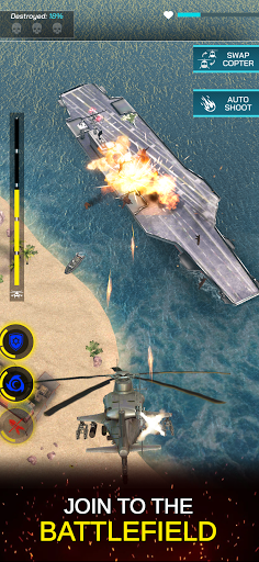 Gunship War: Helicopter Strike 1.01.32 screenshots 11
